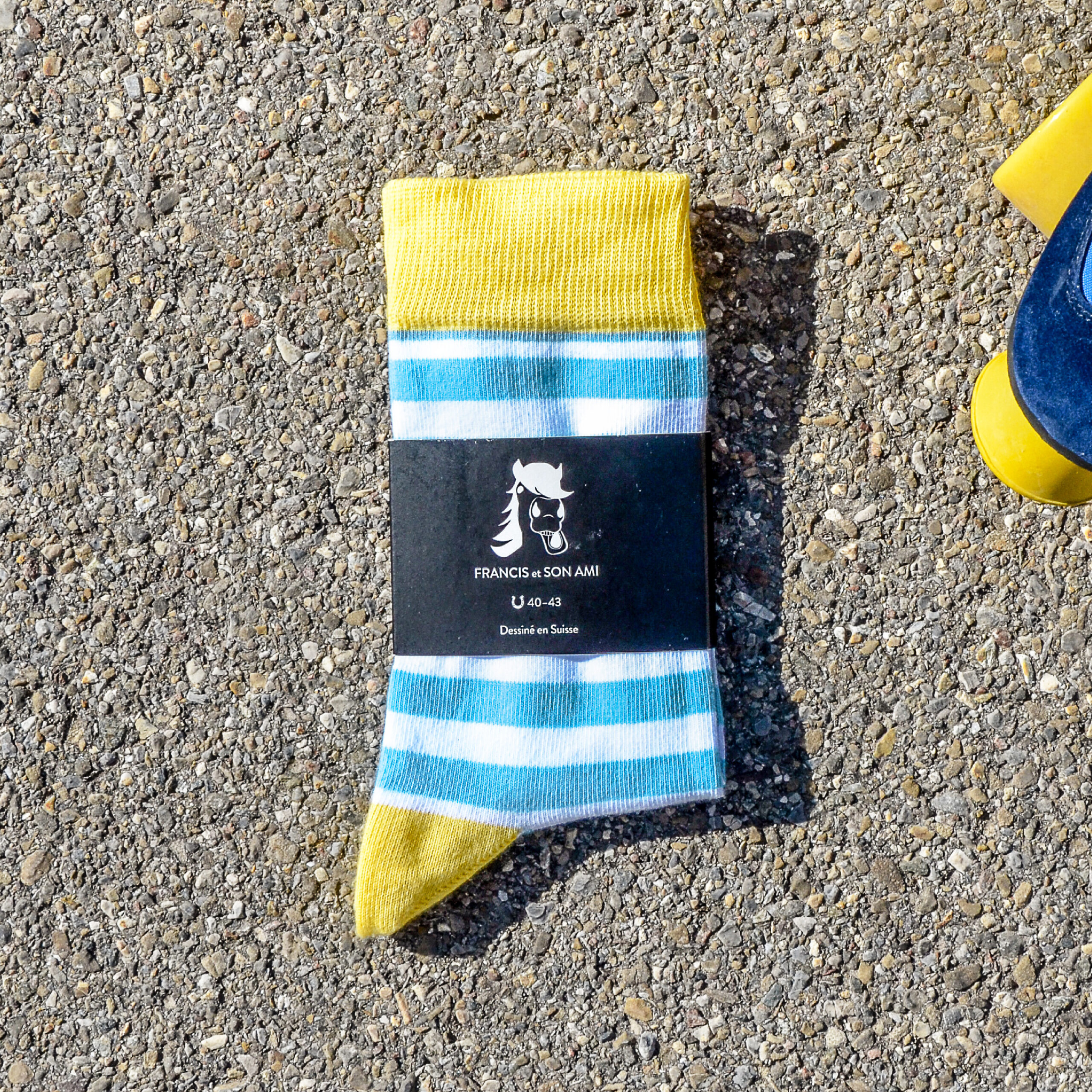 Farbige Socken Keanu von FRANCIS et SON AMI