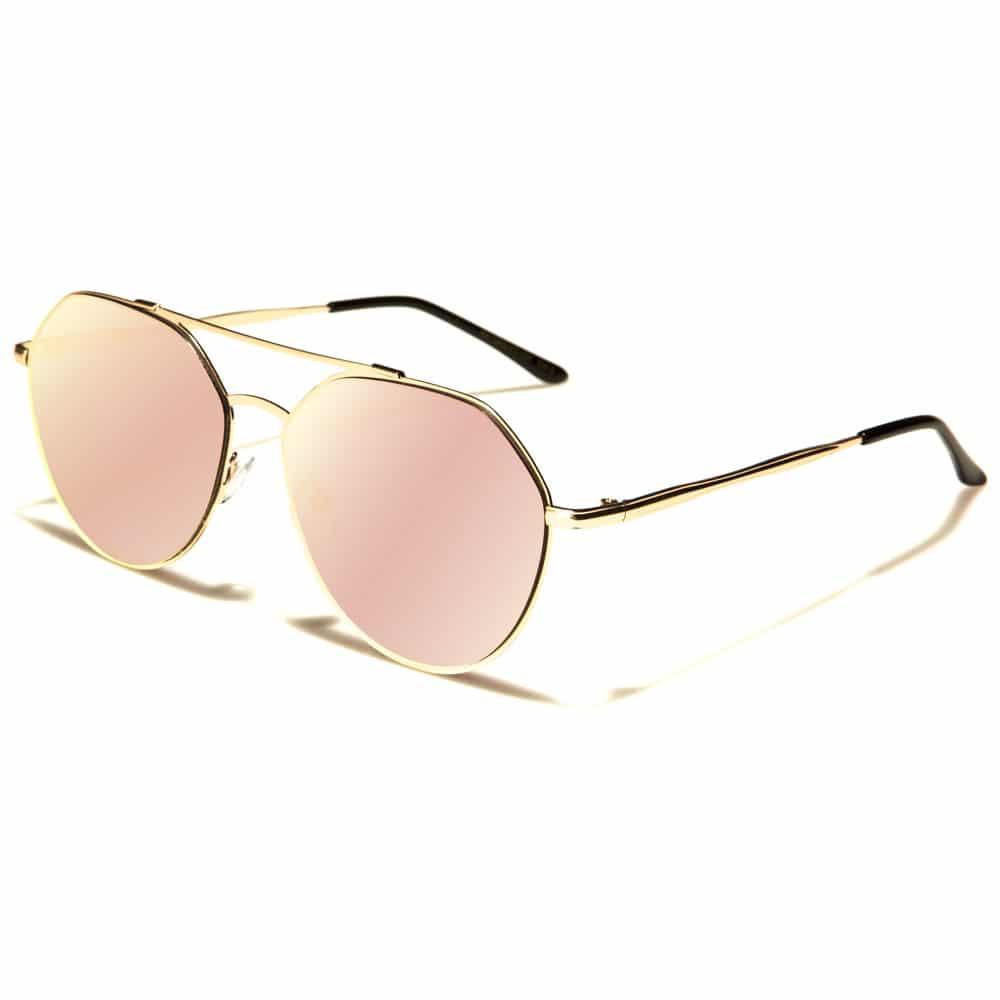 MU Classic - Damen und Herren Flache Pilotenbrille