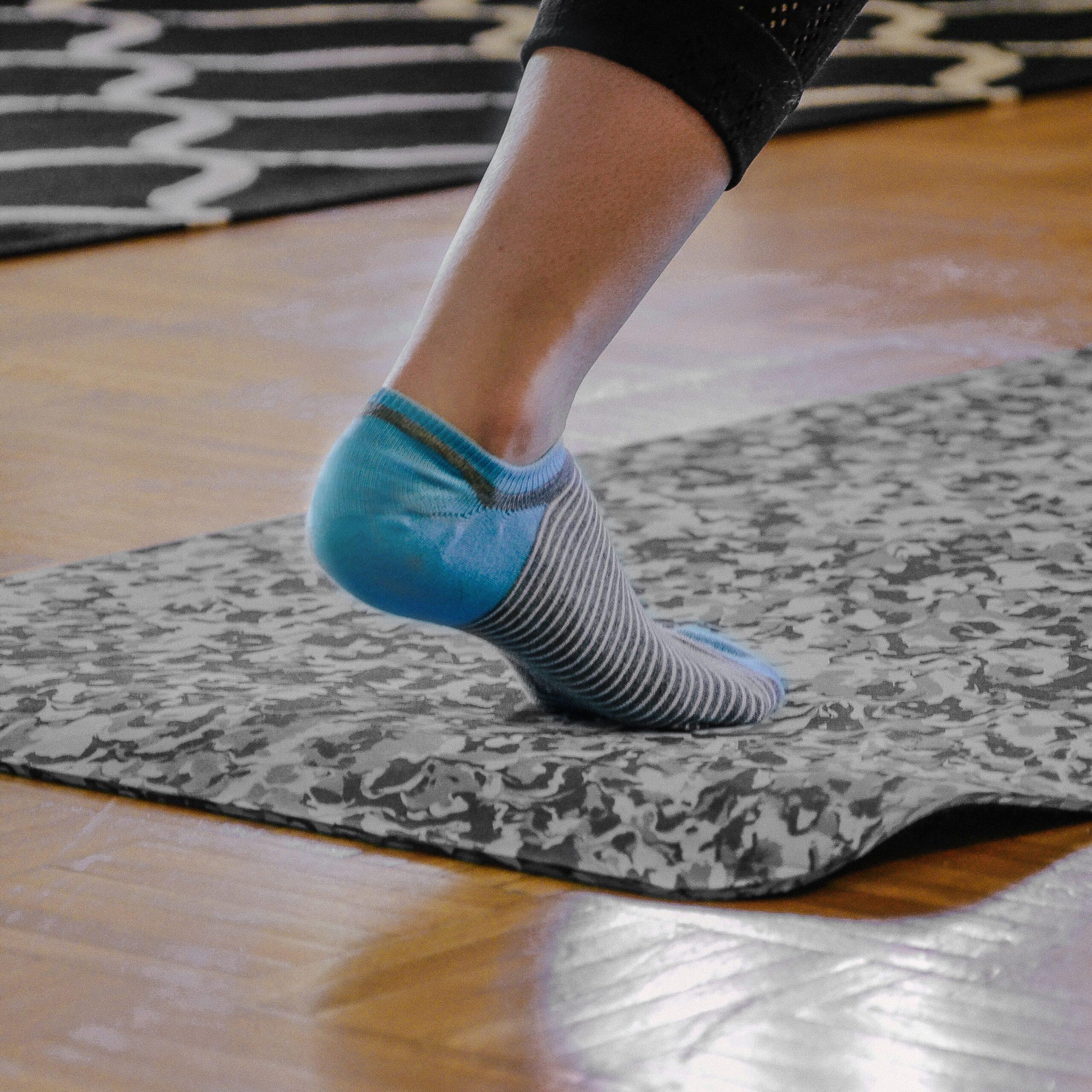 Farbige Sneaker-Socken Mimi