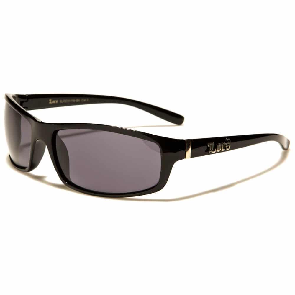 Locs – Herren Sonnenbrille – Oval Mens