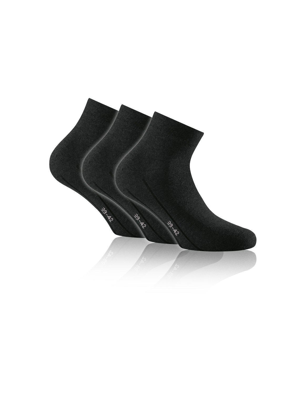 Rohner Sneaker Plus 3er Pack