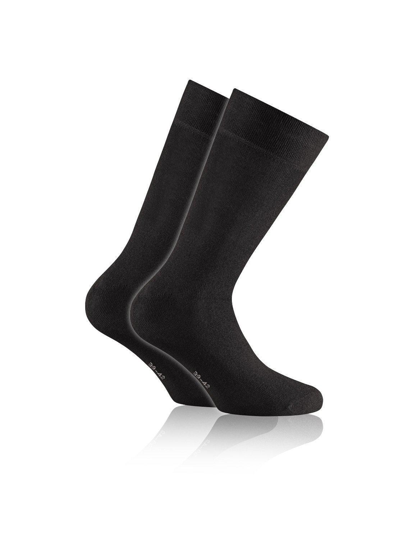 Rohner Bambus Socken 2er Pack