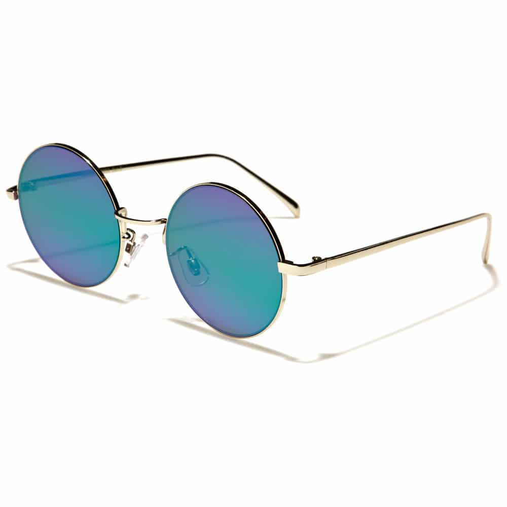 Eyedentification - Damen Sonnenbrille - Rund